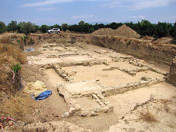 Helikeausgrabungen