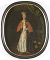 Helvig drottning av Sverige prinsessa av Holstein - Nationalmuseum - 15052.tif