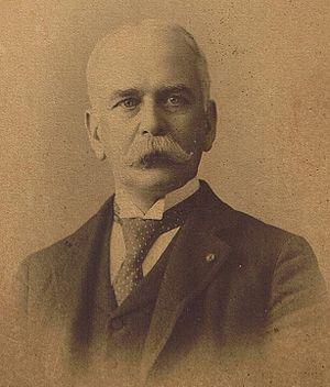 Henry J. Spooner - Henry J. Spooner, Rhode Island Congressman.