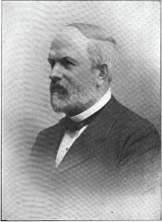 Kidder, Peabody & Co. - Henry P. Kidder, co-founder of Kidder Peabody c. 1908