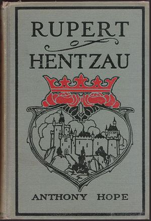 Rupert of Hentzau - Image: Hentzau 1898