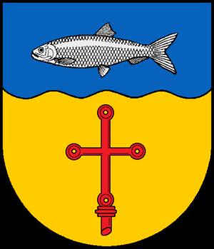 Heringsdorf, Schleswig-Holstein - Image: Heringsdorf Wappen
