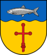 Coat of arms of Heringsdorf (Østholsten)