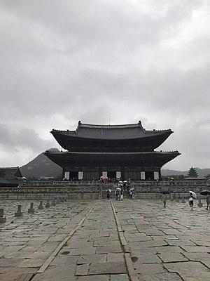 Gyeongbokgung - Main Palace of Gyeongbokgung Palace
