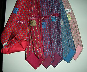 Picture of Silk Ties from Hermes