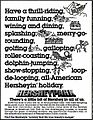 Hersheypark ad 1981 - May 25 (New York Magazine).jpg