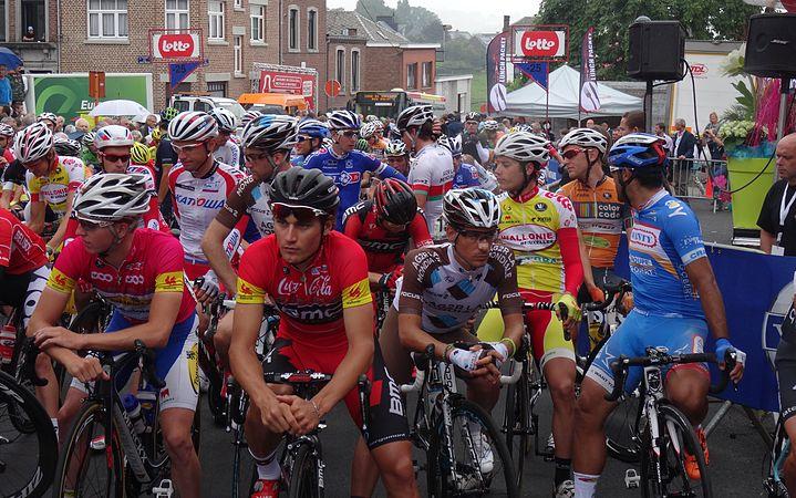 Herve - Tour de Wallonie, étape 4, 29 juillet 2014, départ (D24).JPG