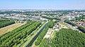 Het mallebos vanuit de lucht en Spijkenisse.jpg
