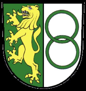 Hettingen - Image: Hettingen Wappen