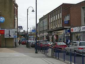 High Street, Strood (3) - geograph.org.uk - 714438.jpg