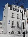 Hilaire Belloc - 104 Cheyne Walk, Chelsea, London SW10 0DQ.jpg