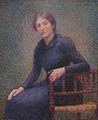 Hippolyte Petitjean-Jeune femme assise-Musée des beaux-arts de Nancy.jpg