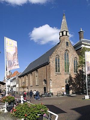 Saint Hippolytus Chapel, Delft - Image: Hippolytuskapel Delft