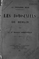 Hirschfeld - Les homosexuels de Berlin, 1908.pdf