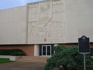 Holland Lodge masonic lodge in Houston, Texas