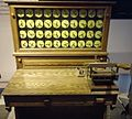 Hollerith census machine at CHM by Tomwsulcer.jpg
