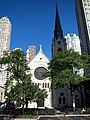 Holy Name Cathedral (Chicago, Illinois) - exterior.jpg
