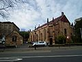 "Holy Trinity Anglican Church - ""The Garrison Church"" - Miller's Point, Sydney, NSW (7875809672).jpg"