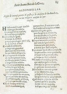 Sor Juana Inés De La Cruz Wikipedia La Enciclopedia Libre