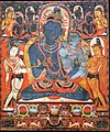 "Hommage au Bouddhisme tibétain (exposition ""I love John Giorno"", Palais de Tokyo) - 23244459139.jpg"