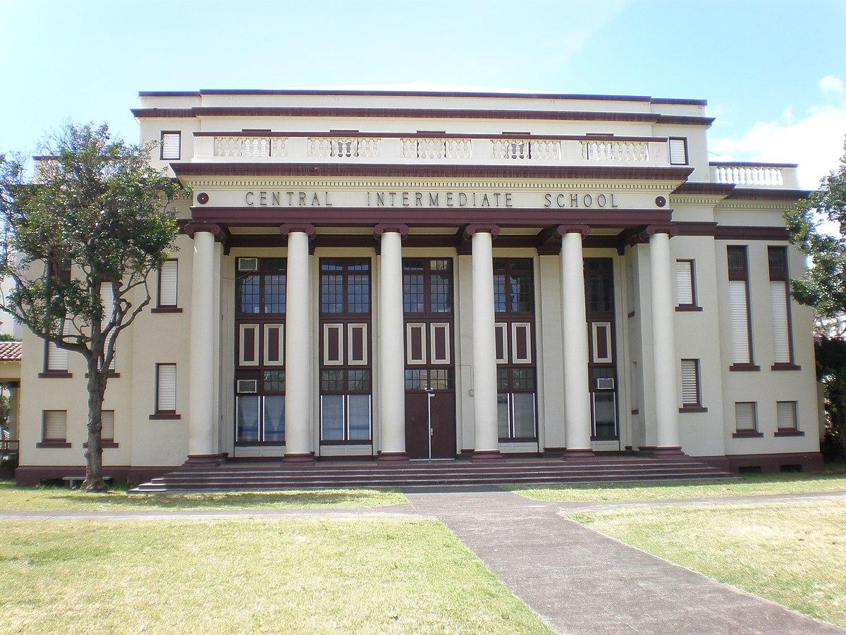 Central Middle School (Honolulu, Hawaii) - Wikipedia