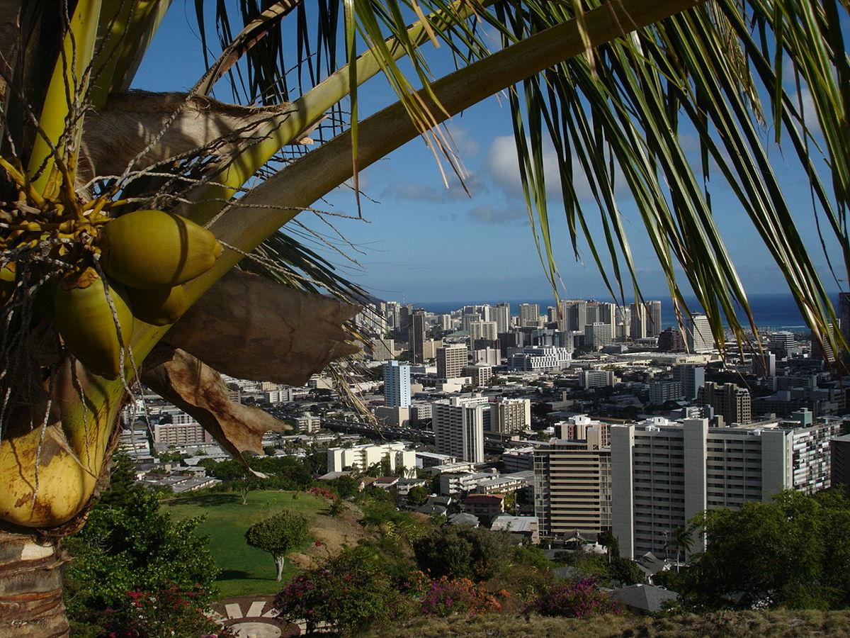 Honolulu Hawaii Wikipedia