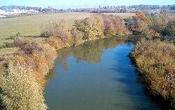 Horyn river in Oleksandiya.jpg