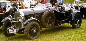 Hotchkiss (car) - 1931 Hotchkiss Sports