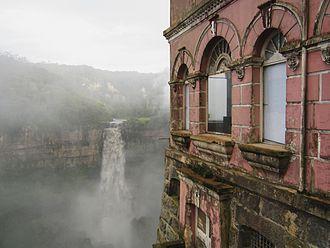 Tequendama Falls Museum - Image: Hotel y Salto del Tequendama