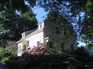 House at 42 Salem Street - Image: House at 42 Salem Street, Reading MA