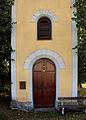 Hrachoviště, chapel, door.jpg