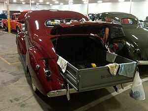 Hudson Utility Coupe - Hudson Utility Coupe