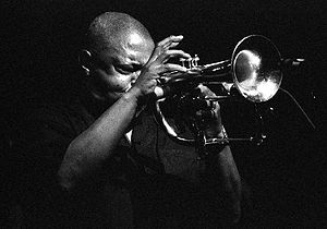 Hugh Masekela - Masekela in Washington, D.C., 2007