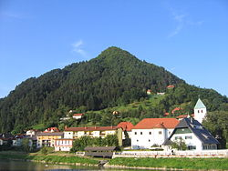 Skyline of Laško Kong-siā