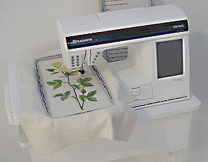VSM Group - Husqvarna Viking sewing machine