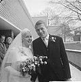 Huwelijk Mary Kok met Kees Oudegeest te Hilversum, Bestanddeelnr 914-6570.jpg