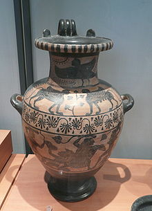 Black Figure Pottery Wikipedia