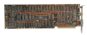 Color Graphics Adapter - Original IBM Color Graphics Adapter