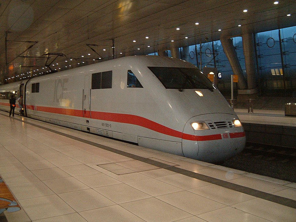 ICE Frankfurt Flughafen