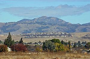 Mount Hamilton (California)