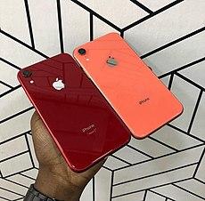 Iphone Xr Wikipedia