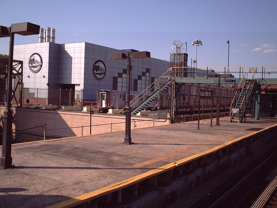 IRT E180-UnionP Yard