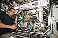 ISS-53 Joseph Acaba works inside the Destiny lab.jpg