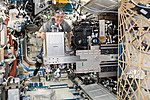 ISS-56 Ricky Arnold works in the Destiny lab (1).jpg