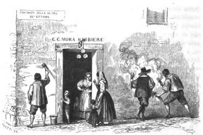La Credenza Degli Untori : Storia della colonna infame capitolo i wikisource
