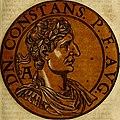 Icones imperatorvm romanorvm, ex priscis numismatibus ad viuum delineatae, and breui narratione historicâ (1645) (14560041478).jpg