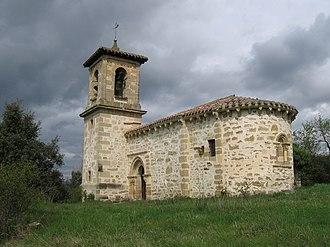 Valdegovía/Gaubea - Image: Iglesia Bellojin