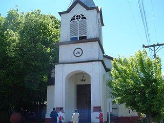 Quinta de Tilcoco Commune in OHiggins Region, Chile