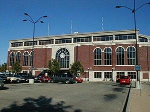 Champaign-Urbana Mass Transit District - Illinois Terminal, transit hub for Champaign