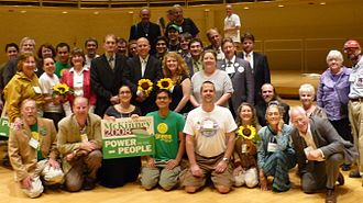 United States presidential election in Illinois, 2008 - Illinois delegation at the 2008 Green Party National Convention